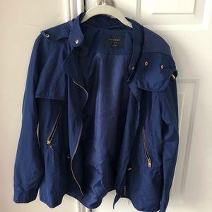 Zara rain coat